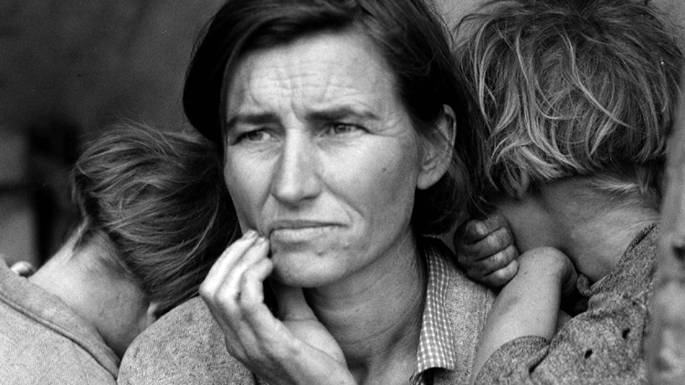 Art Doc of the Week | Dorothea Lange: An American Odyssey