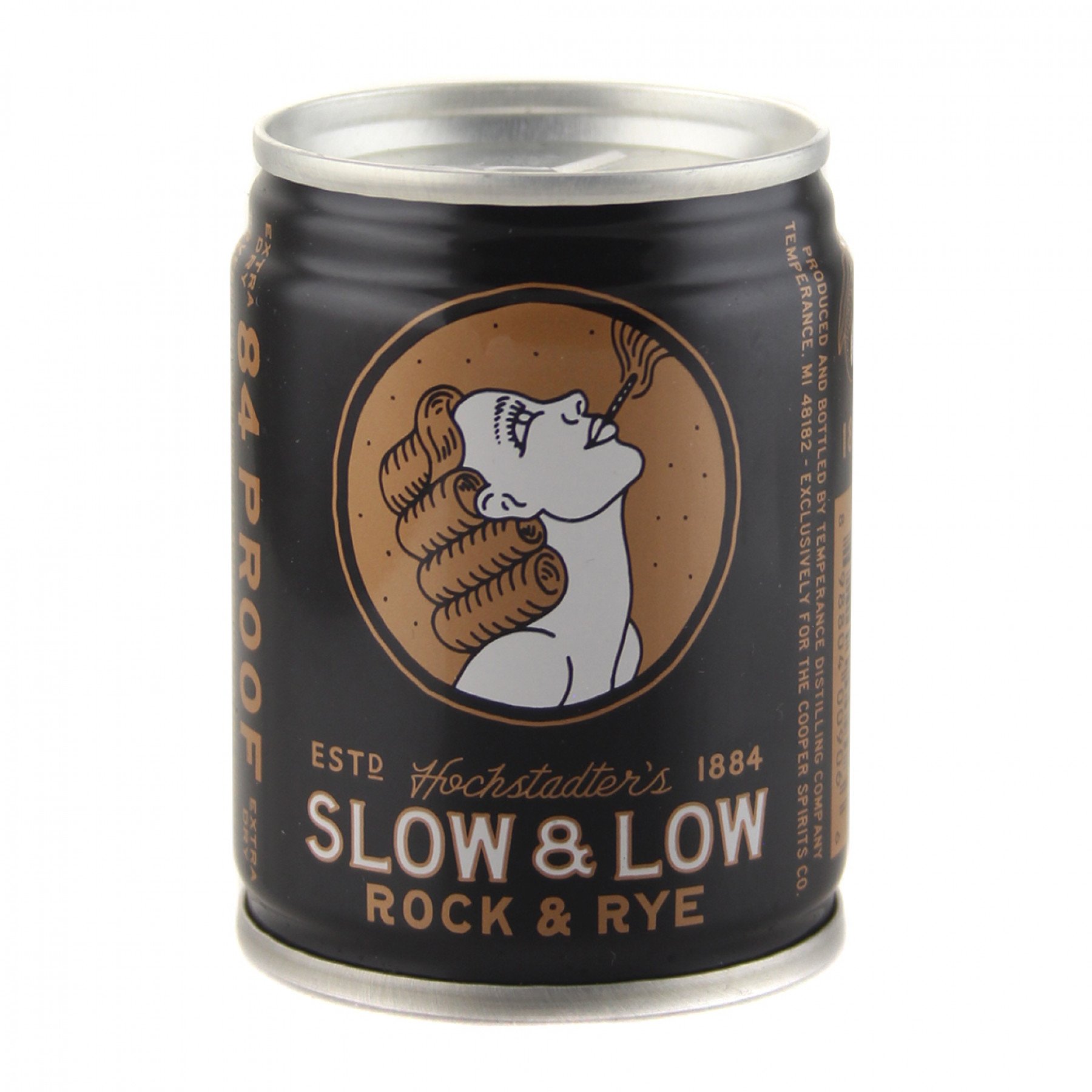 1. Hochstadter's Slow & Low Rock and Rye