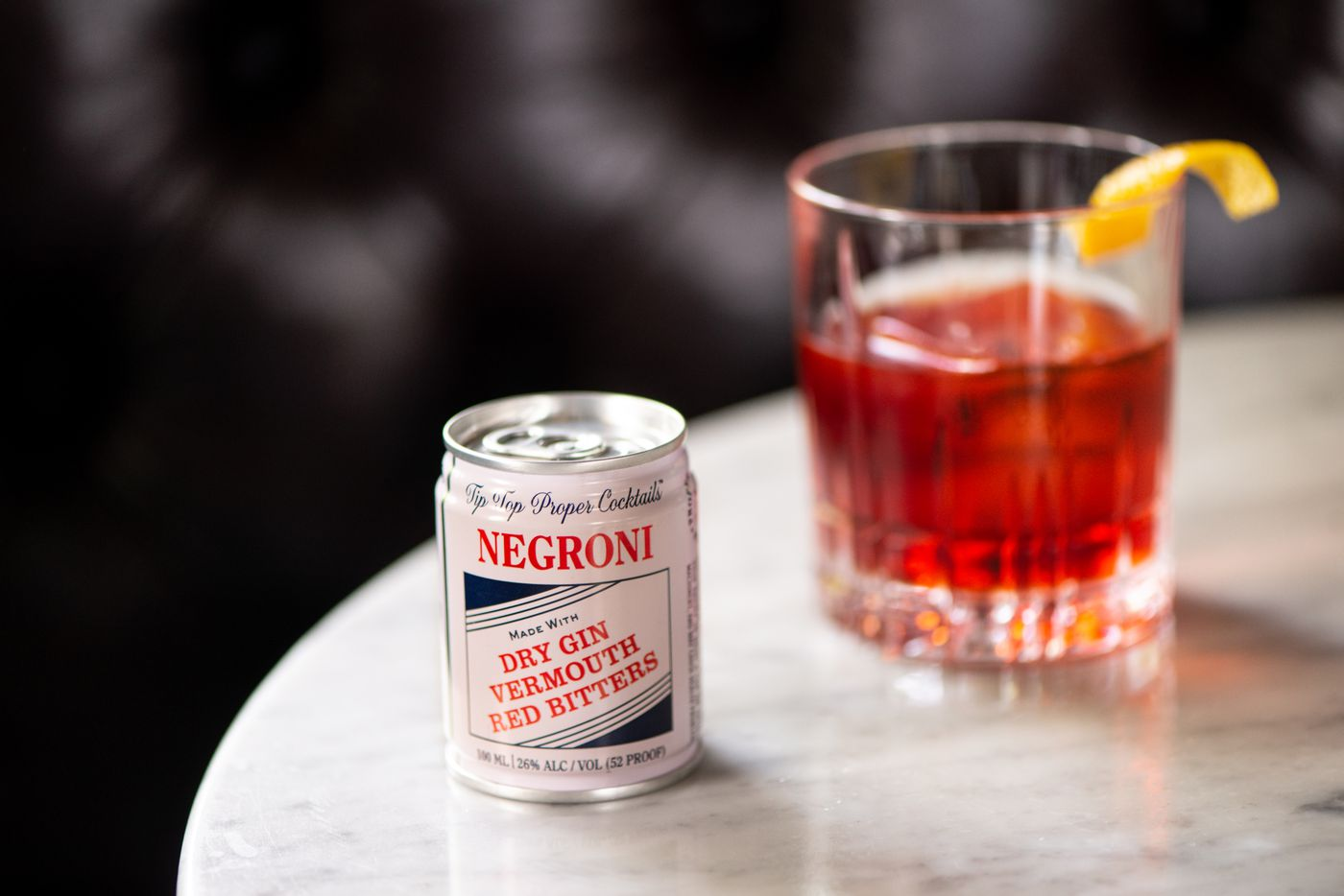 2. Tip Top Negroni