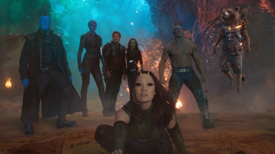 12. Guardians Of The Galaxy Vol. 2 (2017)
