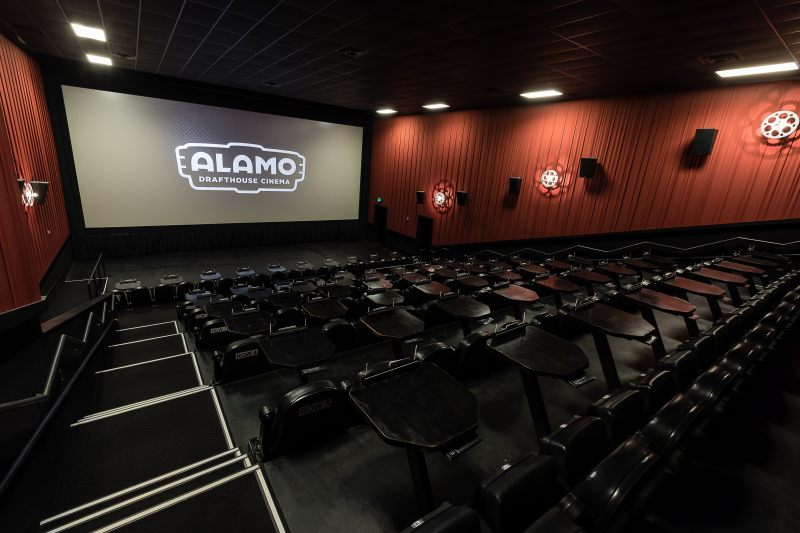 1. Alamo Drafthouse Cinema