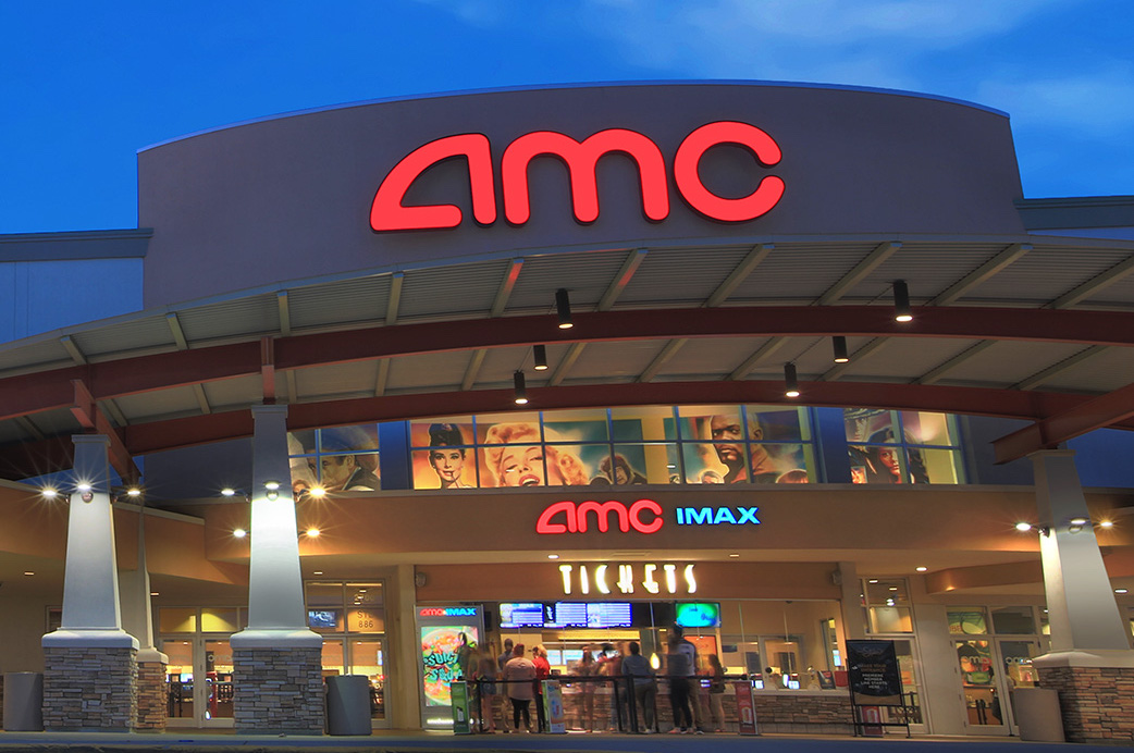 6. AMC Theatres