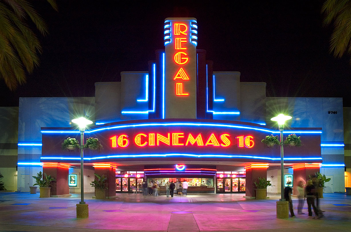 5. Regal Cinemas