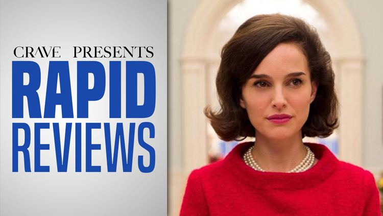 Rapid Reviews | 'Jackie'