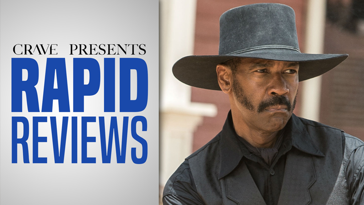 Rapid Reviews | 'The Magnificent Seven'