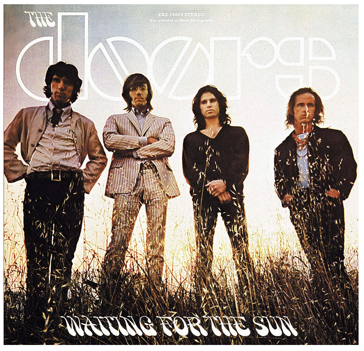 'Waiting for the Sun' - The Doors