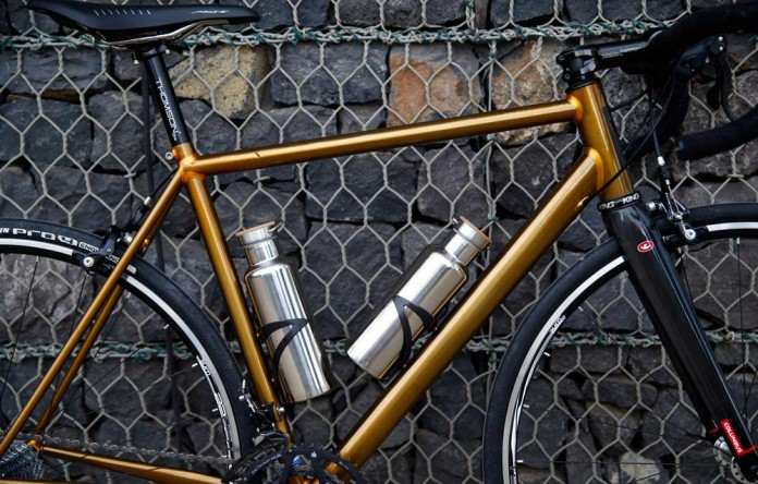 Cafe du Cycliste, Stainless Steel Flask