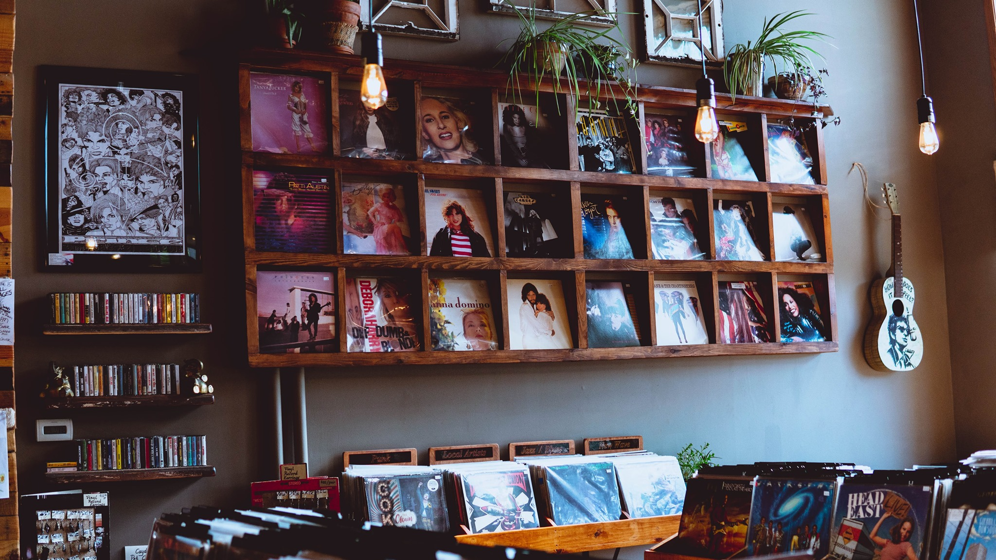 Caydence Records and Coffee (St. Paul, Minnesota)