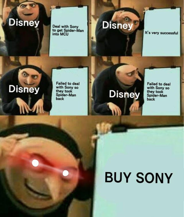 Does Disney pull out their wallet?