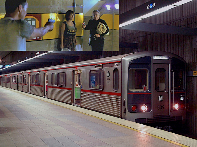 The Metro Red Line