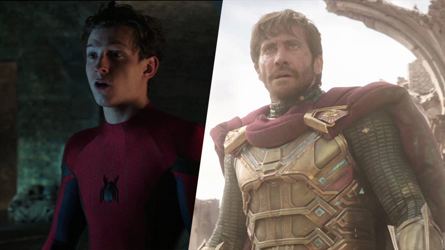 Spider-Man and Mysterio