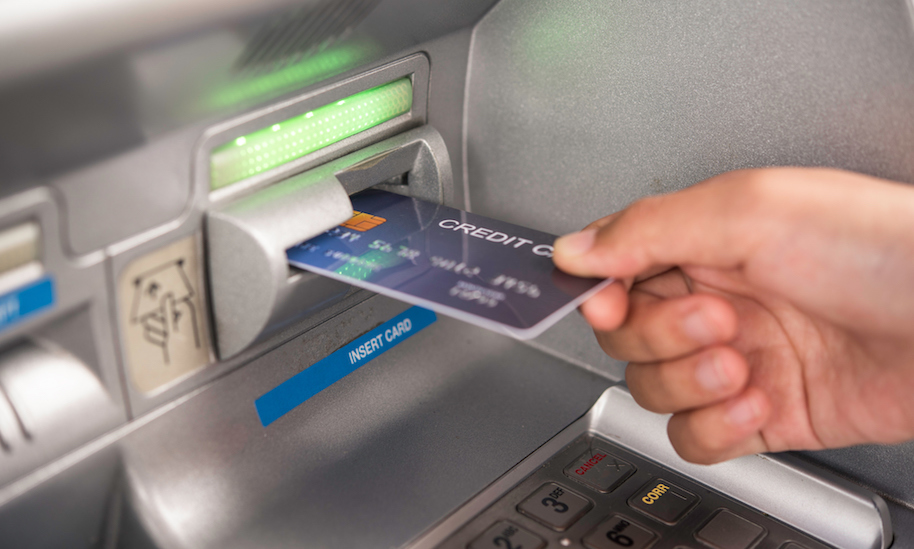 Use ATMs to Get Local Currency