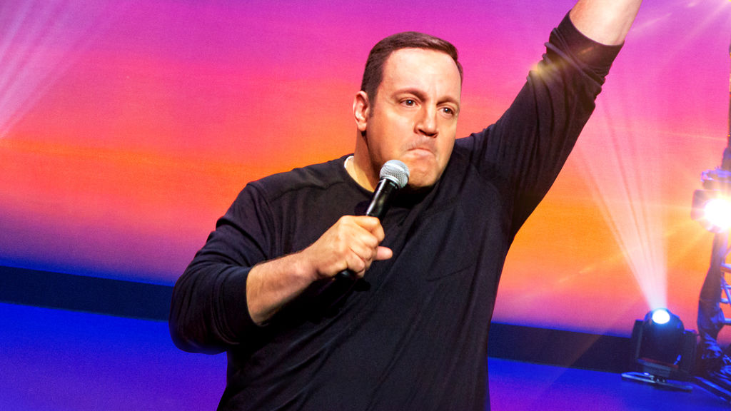 """Kevin James ""Never Don't Give Up"" (Netflix)"""