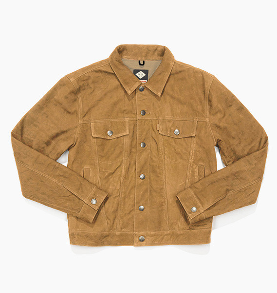 The Critical Slide Society, Boss Suede Jacket