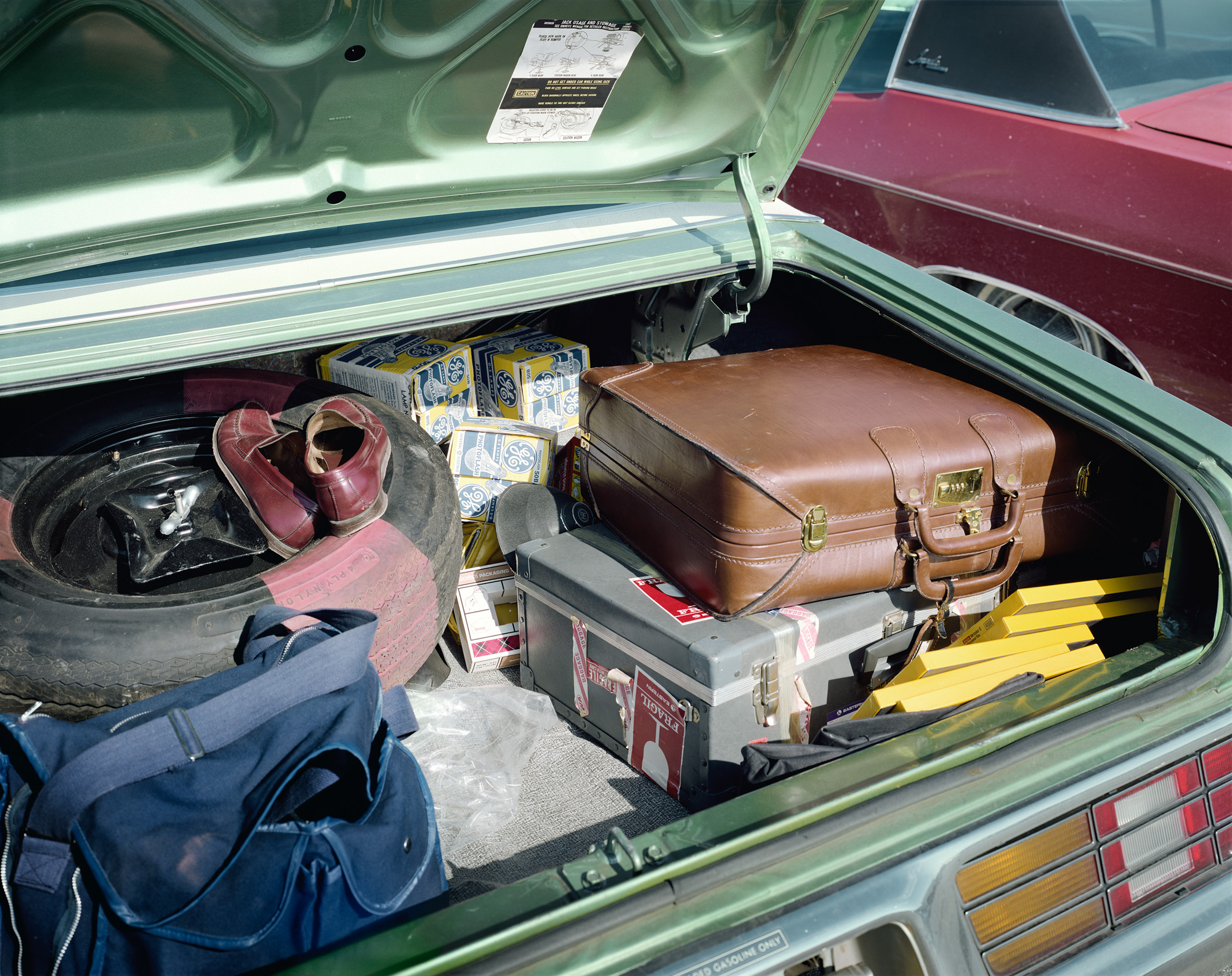 """""""Stephen Shore: Selected Works, 1973–1981"""""""
