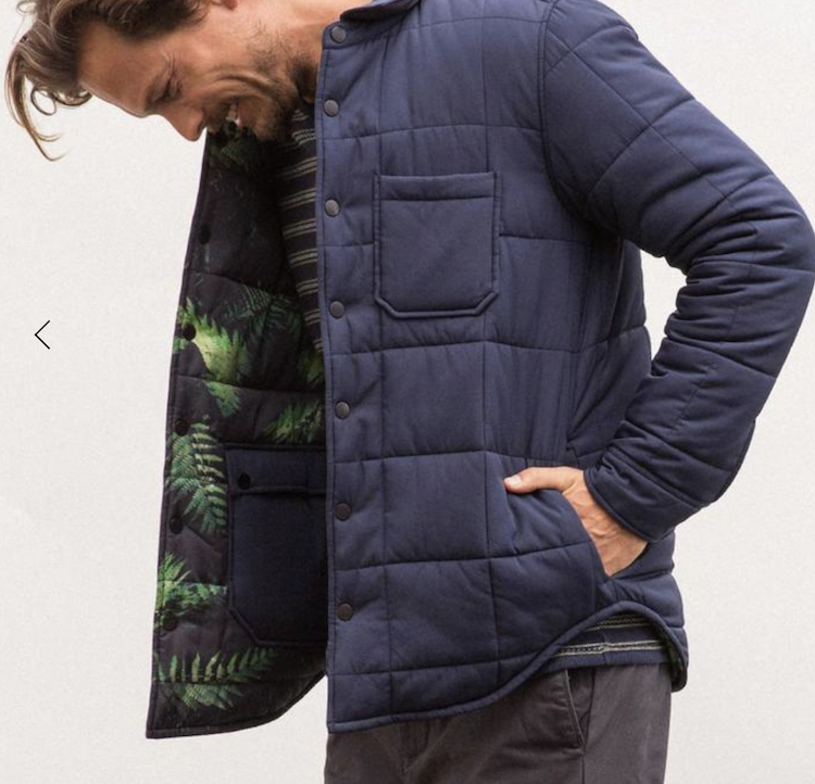 Sustainable Outerwear