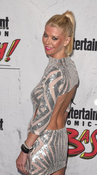 Tara Reid Sports Her Most Risque Style of the Year -- See