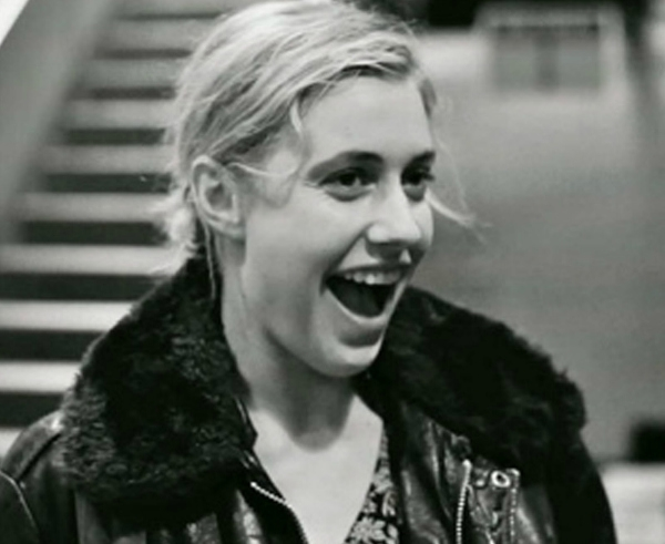 Greta Gerwig as Frances