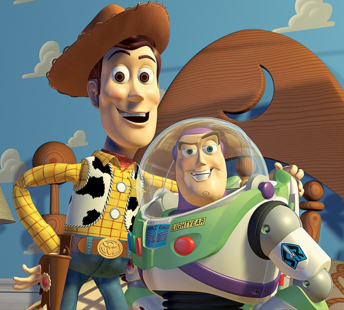 12. Toy Story (1995)