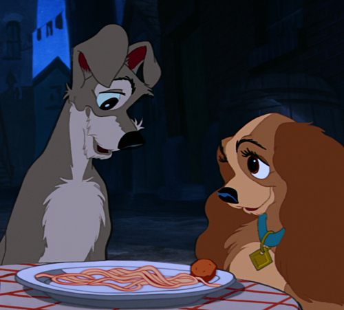 13. Lady and the Tramp (1955)