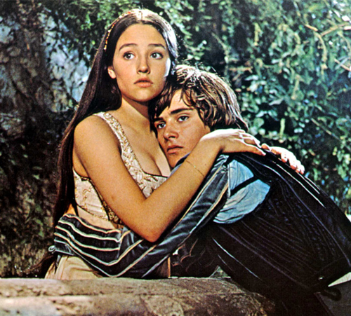 17. Romeo and Juliet (1968)