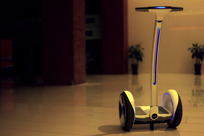Ninebot wants to revolutionize personal transportation.