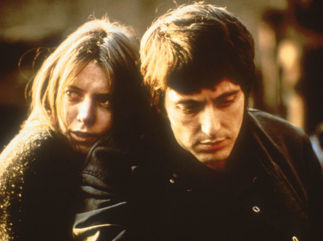 The Panic in Needle Park (1971)
