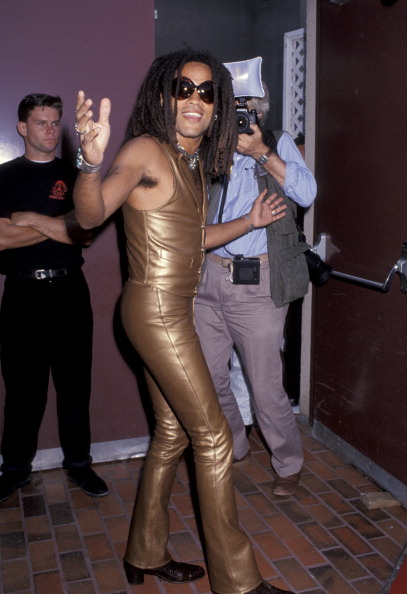 Lenny Kravitz at 1991 MTV Video Music Awards