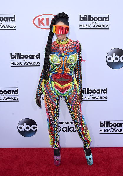Dencia at 2015 Billboard Music Awards