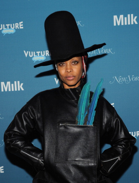 Erykah Badu at 2014 Vulture Festival