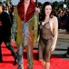 Marilyn Manson and Rose McGowan at 1998 MTV Video Music Award