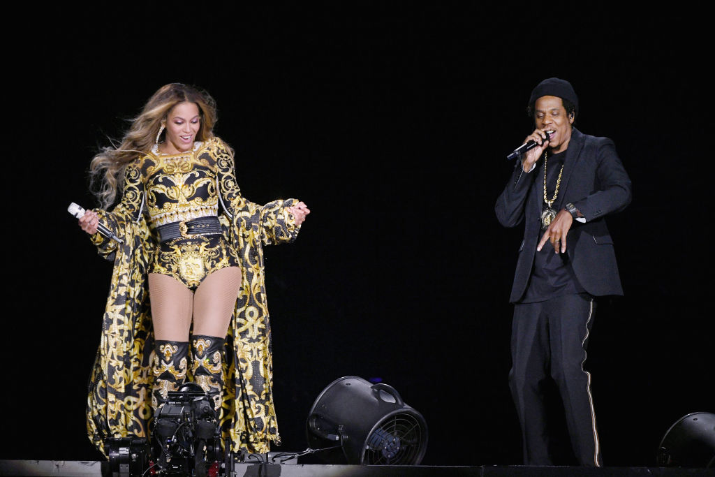 "The Carters - ""Apeshit"""
