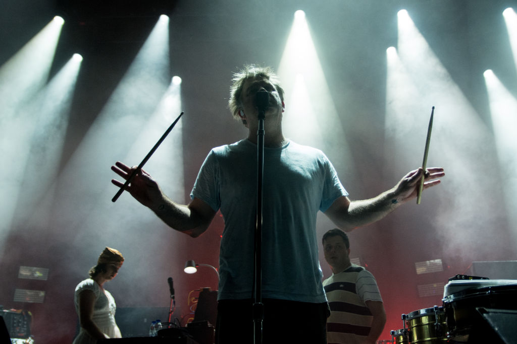 "LCD Soundsystem - ""oh baby"""