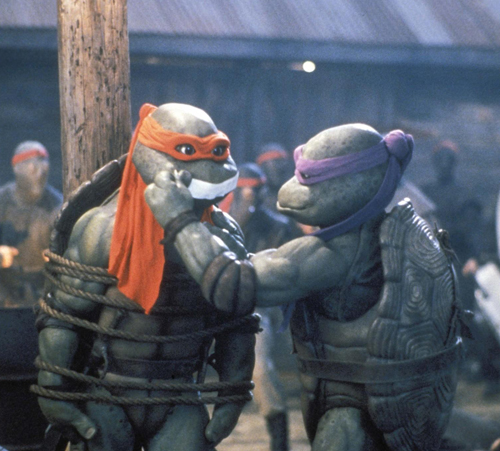 40. Teenage Mutant Ninja Turtles II: The Secret of the Ooze