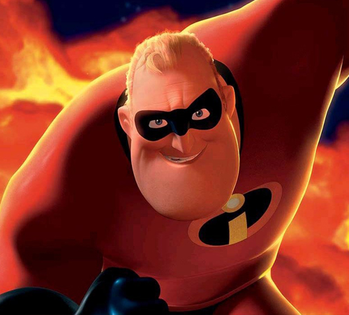 2. The Incredibles