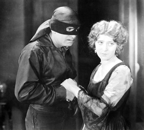4. The Mark of Zorro (1920)