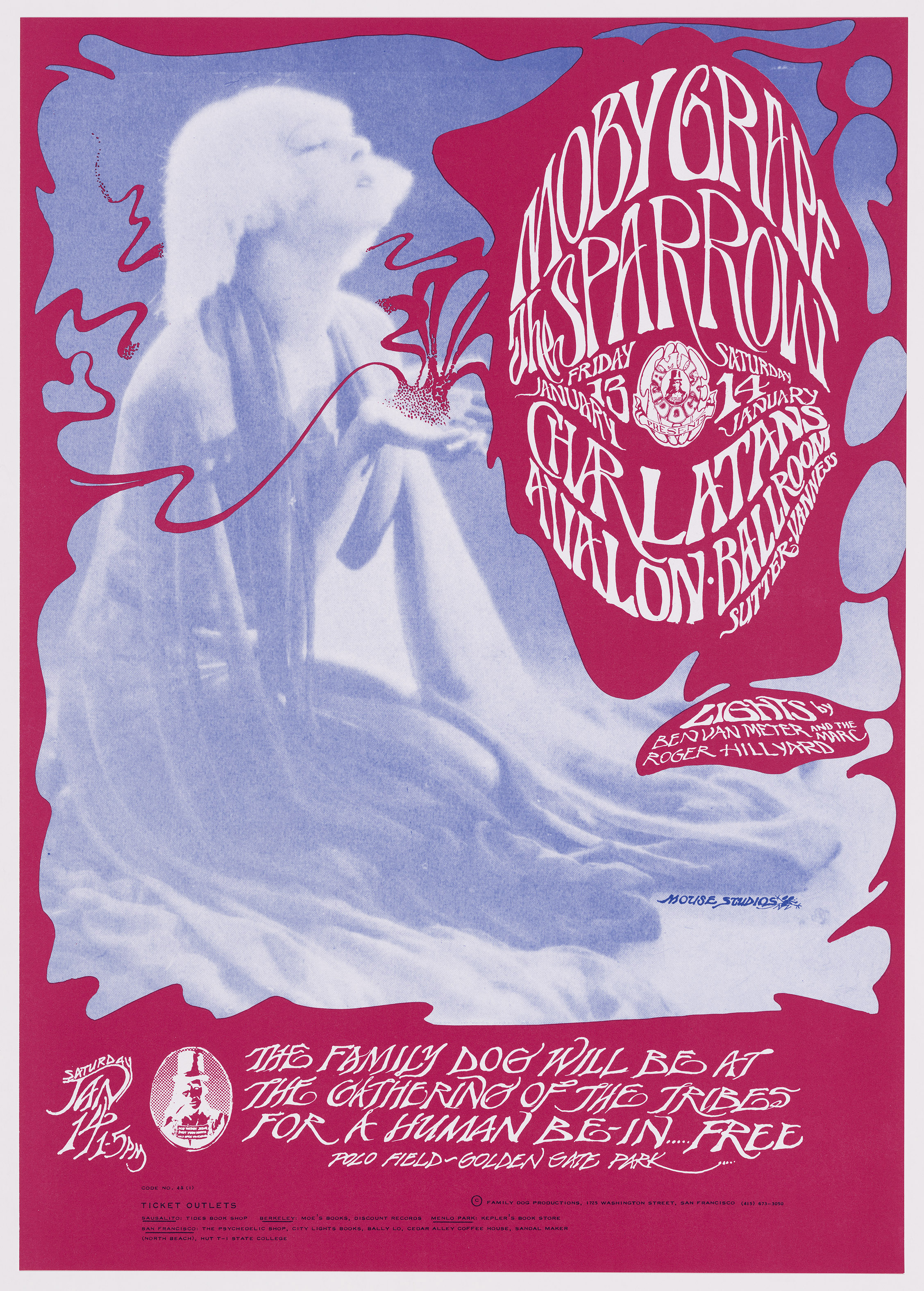 """The Summer of Love: Photography and Graphic Design"" Exhibit"