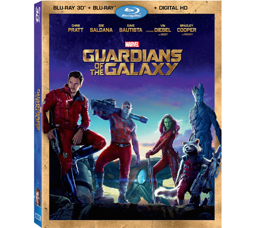2. Guardians of the Galaxy