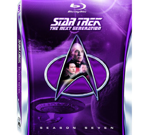 4. Star Trek: The Next Generation - Season 7