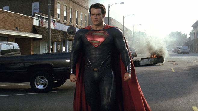 12. The Smallville Fight, from Man of Steel