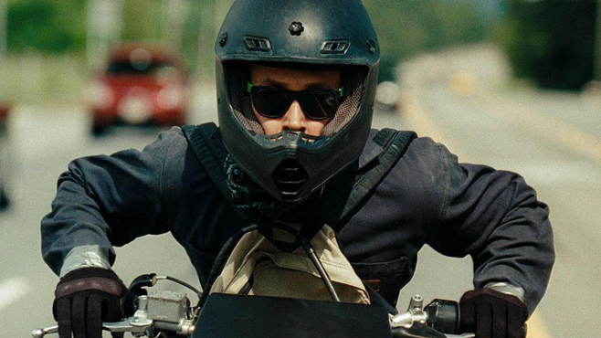 2. The Motorcycle Chase, from The Place Beyond the Pines