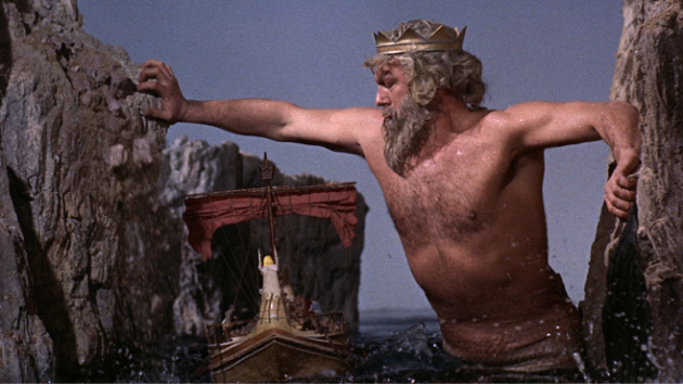 7 - Jason and the Argonauts (dir. Don Chaffey, 1963)