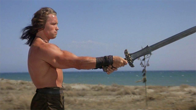 8 - Conan the Barbarian (dir. John Milius, 1982)