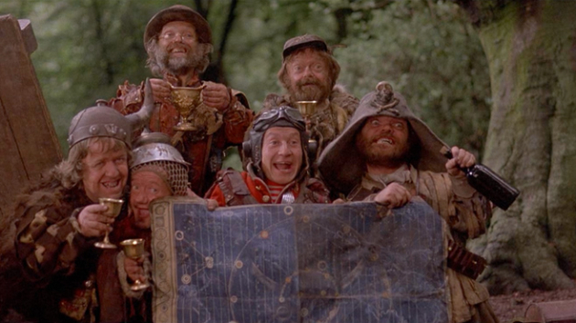 10 - Time Bandits (dir. Terry Gilliam, 1981)