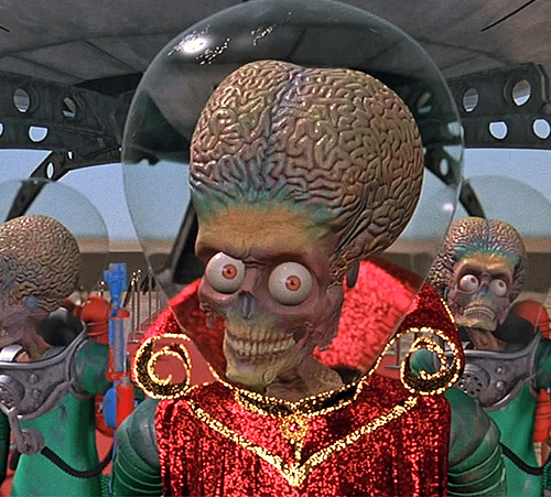 46. Mars Attacks! (1996)