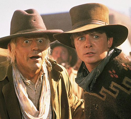 4. The Back to the Future Trilogy