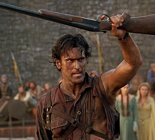 17. The Evil Dead