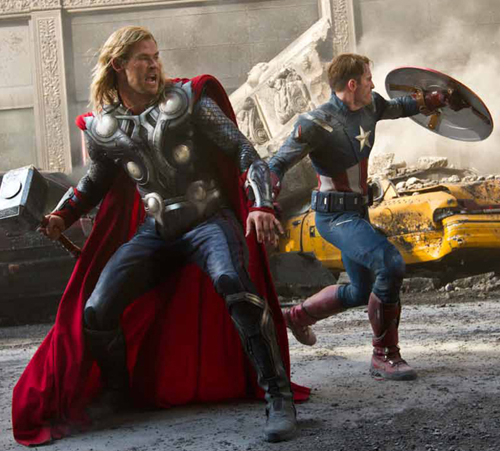23. The Marvel Cinematic Universe