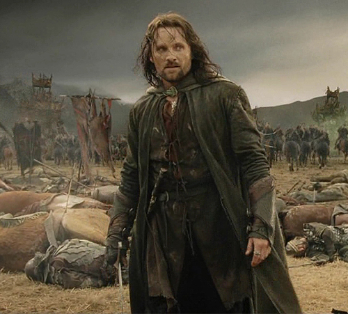 24. Middle Earth