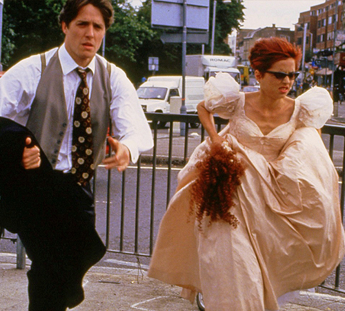 31. Four Weddings and a Funeral (1994)